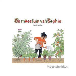 Moestuinboeken voor kinderen