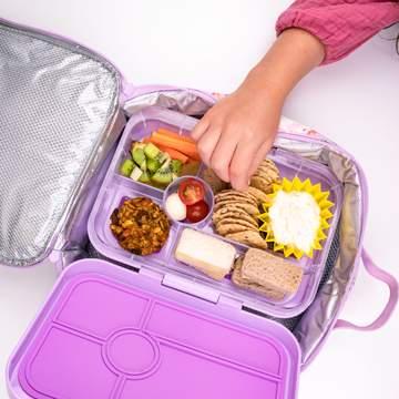 Siliconen vormpjes roze - Lunch Punch