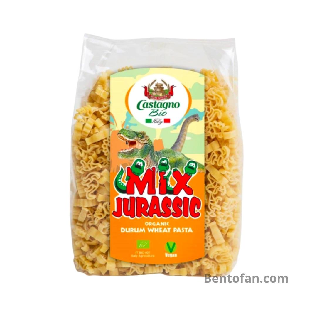 Kinderpasta Dino - Castagno
