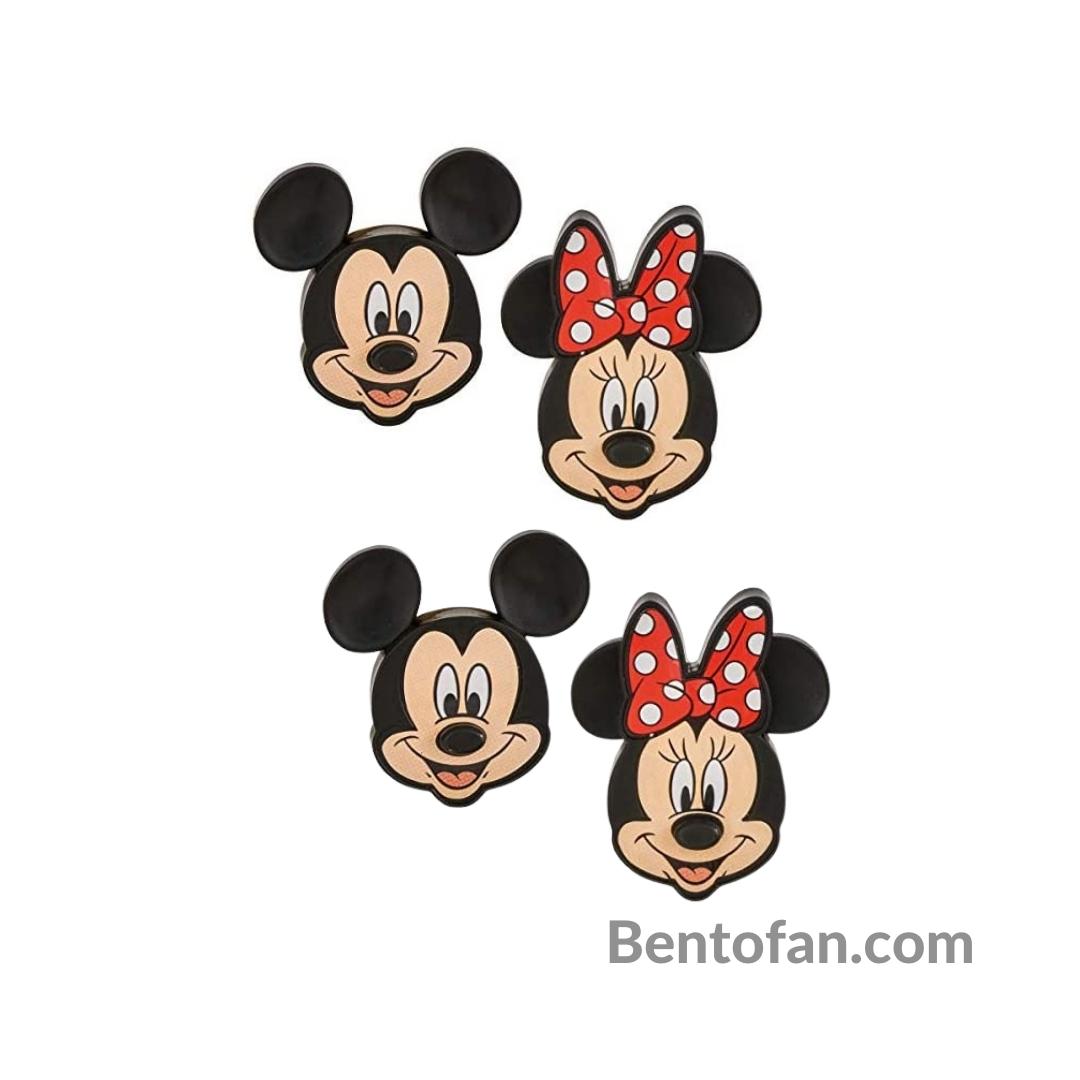 Mickey en Minnie Bento ringen