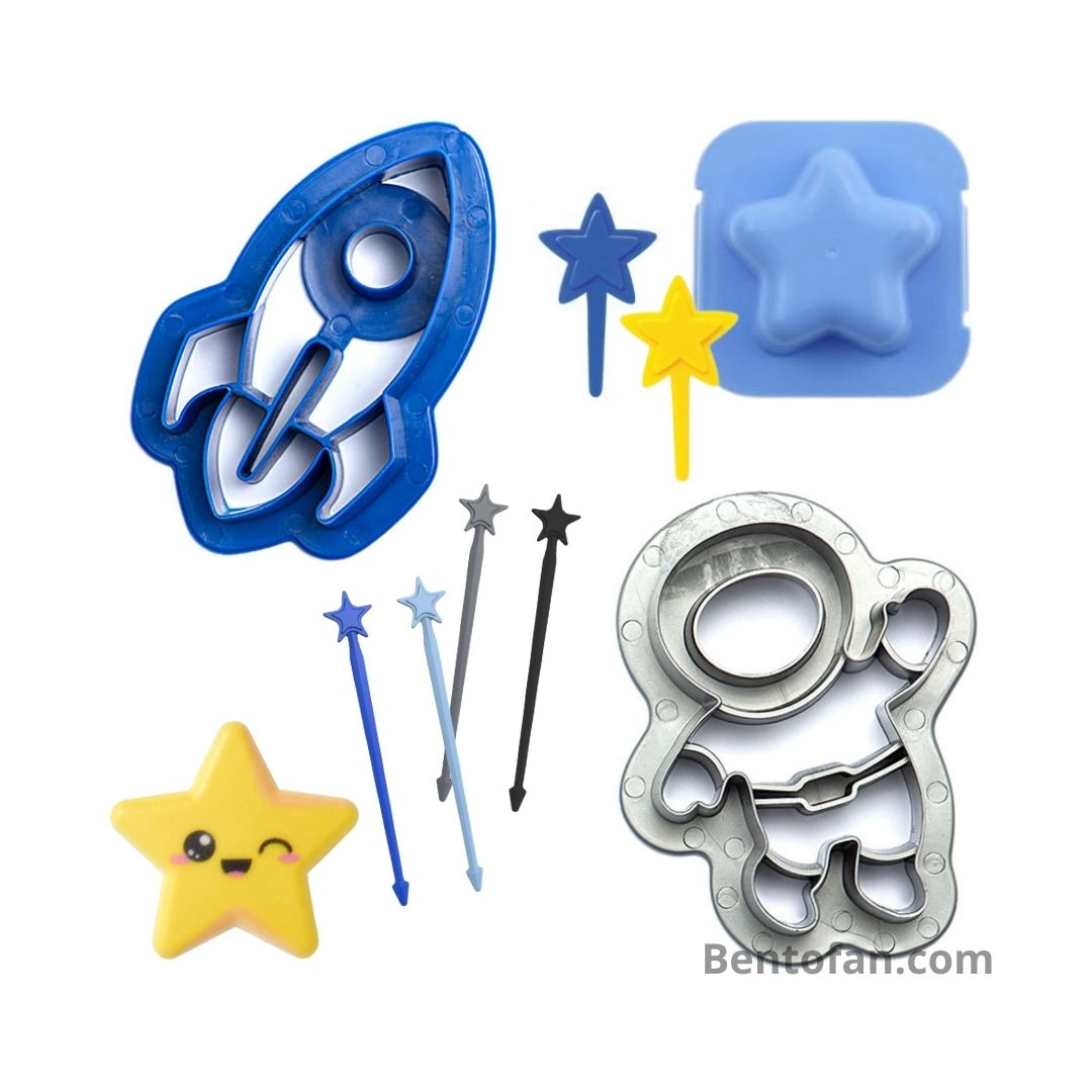 Space Bento pakket