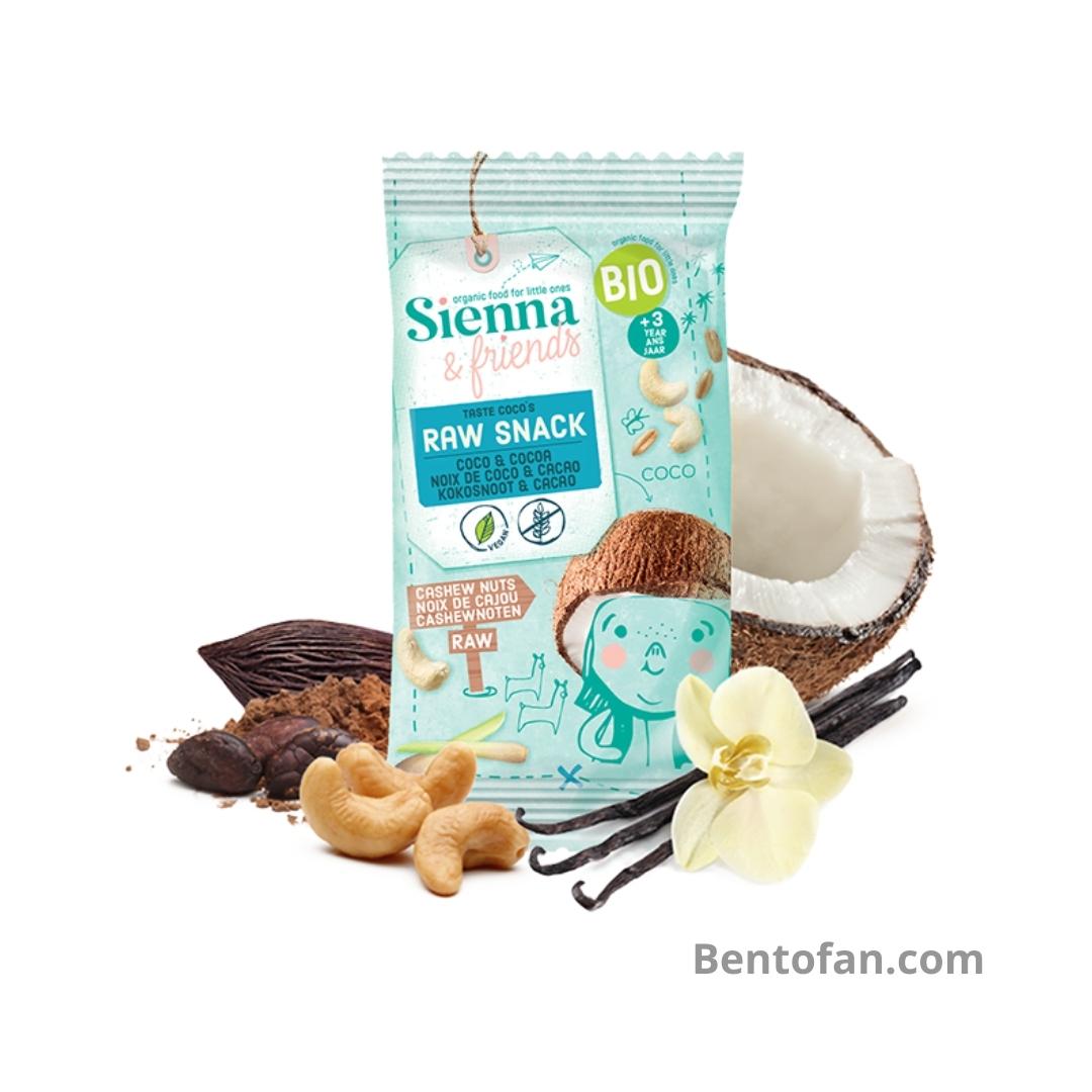 Coco Cacao Bento balls - Sienna & friends