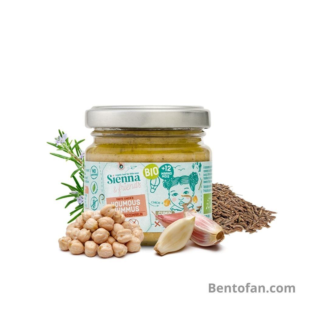 Kidsproof Hummus - Sienna & Friends